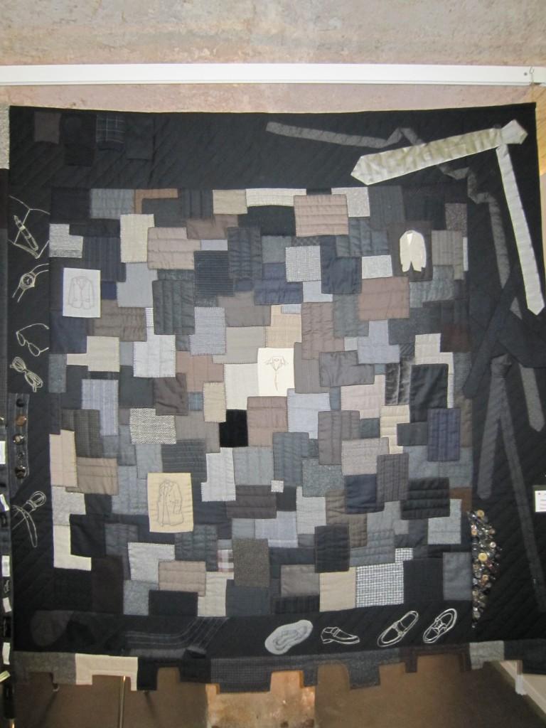 des tweeds et des flanelles issus des costumes paternels