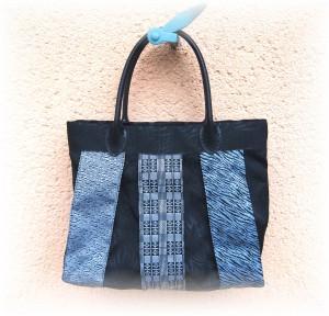 sac Kansai petit modèle coloris noir