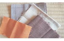 Lots différents de chutes tissus japonais patchwork tissés épais