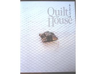 Livre patchwork et quilts de Hitomi Hanaoka
