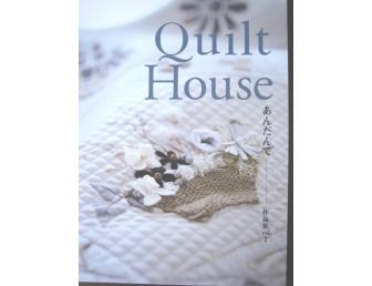 Livre Patchwork et quilts Quilt House 2