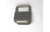 Clip laiton rectangulaire