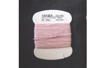 Fil à coudre rose pour anses et accessoires