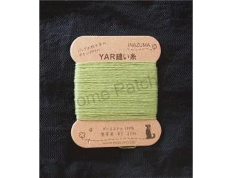 Fil à coudre vert pour anses et accessoires