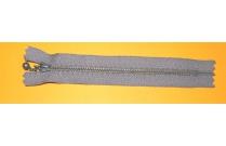 Fermeture éclair 14 cm beige