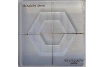 Tampon hexagone 12 mm-16 mm-22 mm