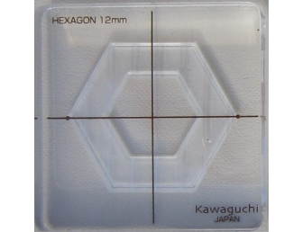 Tampon hexagone 12 mm-16 mm-22 mm