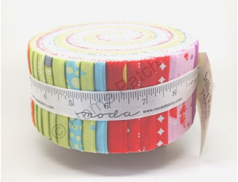 Jelly Roll Moda collection Hey Dot de Zen Chic