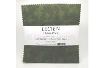 Charm Pack Lecien Centenary Collection 22nd Cool Color par Yoko Saito