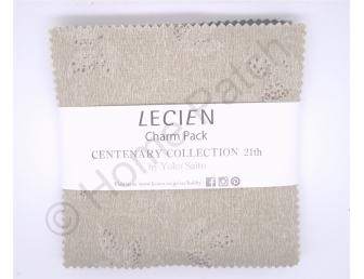 Charm Pack Lecien Centenary Collection 21st Warm Color par Yoko Saito