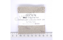 Mini Origami Pack Lecien Centenary Collection 21st Warm Color par Yoko Saito