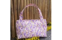 Kit sac à main Nikko en galon tatami fleuri