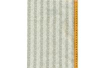 Tissu patchwork japonais H.HANAOKA rayures fond mastic