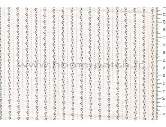 Tissu patchwork japonais Lynette Anderson pour Lecien rayures fond blanc