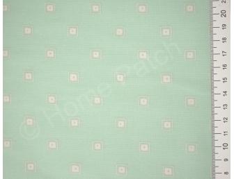 Tissu japonais patchwork LECIEN vert d'eau