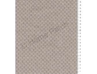 Tissu patchwork japonais tissé gris souris