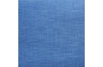 Tissu patchwork japonais tissé uni bleu navy