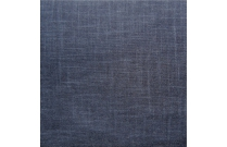 Tissu patchwork japonais tissé uni bleu indigo
