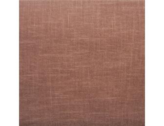 Tissu patchwork japonais tissé uni marron clair