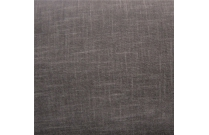 Tissu patchwork japonais tissé uni marron foncé