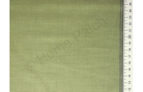Tissu japonais patchwork LECIEN faux uni vert olive