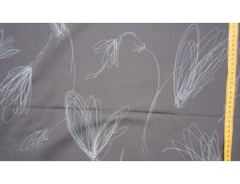 Tissu patchwork japonais Kei Fabrics grosses fleurs