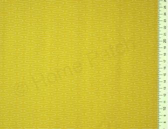 Tissu patchwork moderne Moda Chic Neutral jaune vert anis