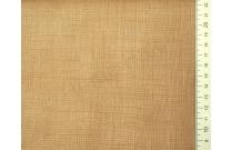 Tissu japonais patchwork LECIEN beige camel faux uni