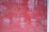Tissu japonais patchwork MODA Grunge rouge foncé