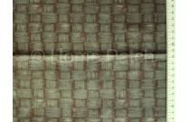 Tissu patchwork japonais DAIWABO tressage vert
