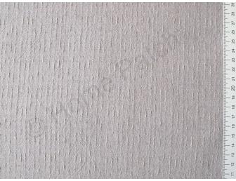 Tissu patchwork japonais tissé coloris gris lin naturel