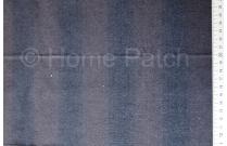 Tissu patchwork japonais tissé épais effet rayé gris foncé