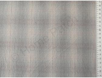 Tissu patchwork japonais épais tissé vert de gris