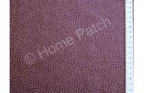 Tissu patchwork japonais petites fleurs fond violet