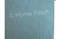 Tissu patchwork japonais bleu canard motifs petites vagues